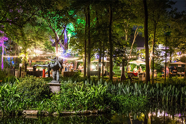 UMLAUF Garden Party – Austin |  April 25, 2019