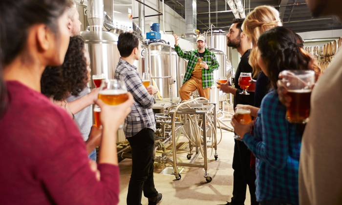 brewery- houston-tour